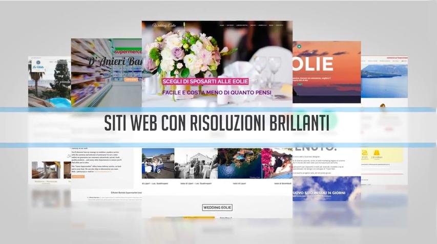 e-olie -  siti web per il turismo alle Eolie e a Desenzano del Garda