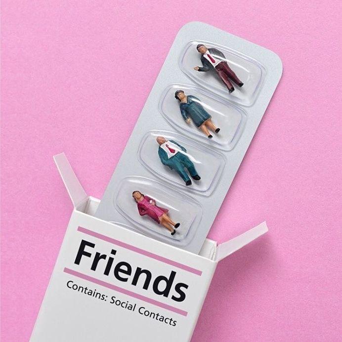 virtual friends